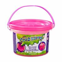 Cra-Z-Slimy Creations ~ Pre Made Scented Slime ~ Strawberry Pink