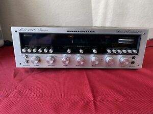 Marantz 4240 Stereo 2 + Quadradial 4 Receiver  with SQA-1 Adapter