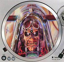 "Iron Maiden Eddie #5 Aces Turntable Slipmat 12"" Lp Record Player, Dj Slip Mat x1"