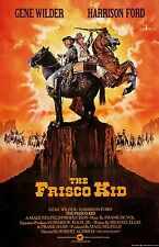 The Frisco Kid movie poster (a) - 11 x 17 inches - Harrison Ford, Gene Wilder