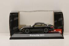 PORSCHE 911 (996) COUPÉ BLACK SCHUCO 1/43 ÉTAT NEUF EN BOITE LIMITED ÉDITION