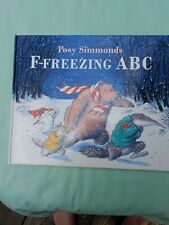 F-Freezing Abc An Anteater, A Bear, A Cat and a Duck search for a warm place