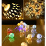 16.5ft 40 LED Fairy String Light Lantern Wedding Party Garden Yard Decoration