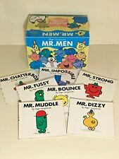 🕮 Roger Hargreaves MY COMPLETE MR MEN COLLECTION Complete  Box Set of 43 Books