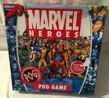 Marvel Heroes POG Game