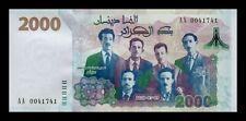 B-D-M Argelia Algeria 2000 Dinars Commemorative 2020 (2021) Pick New AA UNC