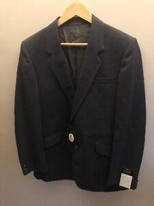 John G Hardy London Grey Wool Suit 40R / W34 L32