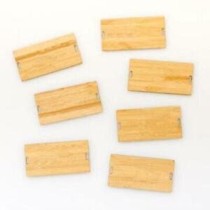 Acrylic / Bamboo Tags (No Labels)