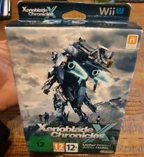 Nintendo Wii U - Xenoblade Chronicles X Limited Edition - NEUF / NEW PAL