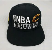 2016 NBA Champions Cavs Hat Snapback Cleveland Cavaliers AUTHENTIC Finals
