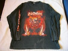 DESTRUCTION – rare original 2001 THE ANTICHRIST Longsleeve!!! thrash,black,metal