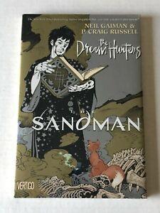 {New} Sandman Dream Hunters Hardcover HC/Graphic Novel Gaiman DC/Vertigo 2009