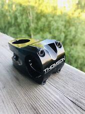 Thomson Elite X4 MTB Mountine Bike Handlebar Stem 0 degree 31.8 X 50mm Black