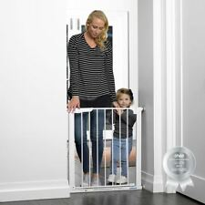 Childcare Baby Child Safety Gate Pet Barrier Auto Close Swing Shut