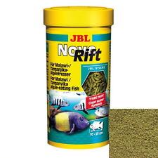 JBL NovoRift 1000 ml Novo Rift 1 Liter  Sticks Spirulina Futtersticks