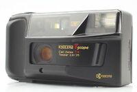 [Near MINT+++] KYOCERA T SCOPE Carl Zeiss Tessar 35mm f/2.8 T* From JAPAN #33