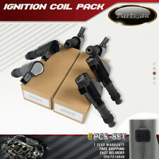6x Ignition Coils for Citroen C5 C6 Peugeot 406 407 Renault Laguna 6Cyl 2.9/3.0L