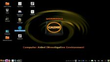 CAINE LINUX 11 WORMHOLE,HACKING CRACKING EXPLOITS, 16GB USB Drive + BONUS DISC