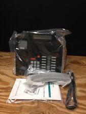 QTY 5 MERIDIAN NORTEL AVAYA M2616 W/DISP REFURBISHED BLACK PHONE FREE FREIGHT
