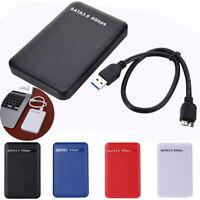 USB3.0 Hi-Speed External Hard Drives Portable Desktop Mobile Hard Disk Case