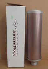 "Ingersoll Rand Alwitco Compressed Air Dryer Muffler MFLR X20 2"" MPT 680455"