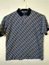 Chereskin Polo Shirt Men's Size Medium Stiped Design