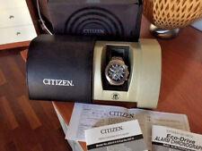 Orologio CITIZEN Cronografo Eco-Drive Radiocontrollato TITANIO LIMITED EDITION