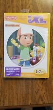 Fisher Price iXL Handy Manny Learning Game 3-7 Years Brand New