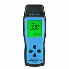 LCD EMF & Temperature Meter with Alarm Ghost Hunting Paranormal Equipment UK