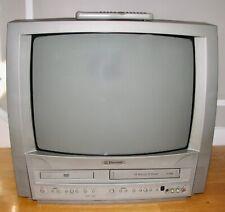 "Emerson Ewc19T5 19"" Stereo Crt Tv/Dvd/Vcr Combination Video Gaming Game Retro"