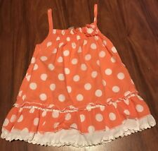 Kids Girls Spotted Vest Top Size 4-5 Years