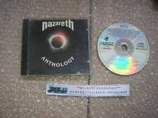 CD Rock Nazareth - Anthology (18 Song) RAW POWER / CASTLE