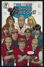 THE FOXWOOD FALCONS US AFTER HOURS COMIC VOL.1 # 1of3/'07 PAPERPACK