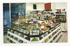SAN FRANCISCO CA Herman's Candy Shop Vintage Postcard