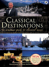 CLASSICAL DESTINATIONS AN ARMCHAIR GUIDE TO CLASSICAL MUSIC HARDBACK BOOK
