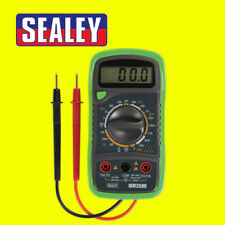 Sealey MM20HV 8 Function Digital Multimeter With Thermocouple