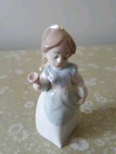 Lladro #5939 Mrs.Claus Ornament Retired Glossy W/O Box