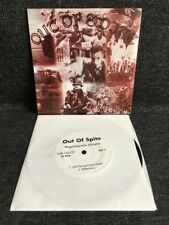 "Out Of Spite – Descending 7"" Back Ta Basics Records Hardcore"