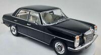 MCG, NEW, 1/18, Mercedes 220 D ,(W115), Black, 1972