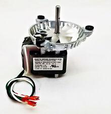 HARMAN PELLET STOVE EXHAUST COMBUSTION BLOWER MOTOR FAN 3-21-08639, AMP-UNIVCOMB