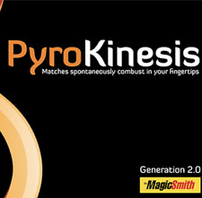 Pyro Kinesis 2.0 by Magic Smith from Murphy's Magic