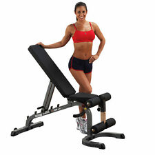 Body-Solid Flat/Incline/Decline Bench