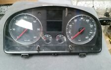 VW TOURAN MK1 TDI 2003-2010 INSTRUMENT CLUSTER SPEEDO CLOCK 1T0920962A