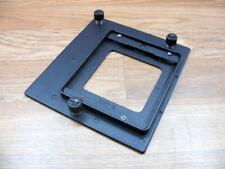 Beseler lens board platform for Beseler 45MX.  #10-49524