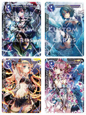 4x CUSTOM Full Art Force of Will X00/X00 Fantasy Resonator Tokens for LegacyLost