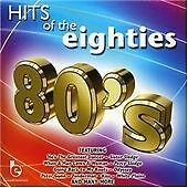 Various Artists - Hits of the 80's A Brilliant CD Album With FREE Postage