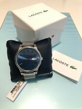 New with Tags Mens Lacoste KYOTO WatchAnalogue Classic Quartz Magnetic 2010966