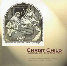 Valparaiso University Chorale - Christ Child Songs of the Nativity CD
