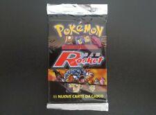 Team Rocket Pacchetto SIGILLATO Pokemon ITA Pack Booster Espansione