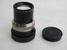 Exakta camera 15cm 150mm f:5.5 Meyer Gorlitz Tele Megor black nickel finish LQQK